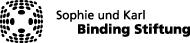 Logo Sophie und Karl Binding Stiftung
