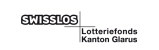 Logo Swisslos Loteriefonds Kanton Glarus